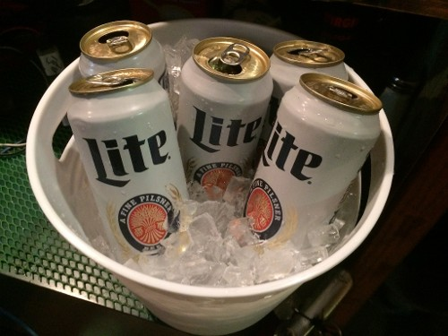 Bucket of Beer Special