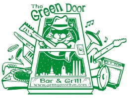 The Green Door Bar & Grill, Logo